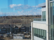 View from Esso:Exon Building D